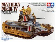 Matilda Mk.III/IV, British Infantry Tank Mk.IIa - 1/35
