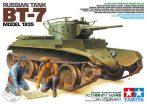 Russian Tank BT-7 Model 1935 - 1/35