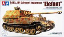 Sd.Kfz.184 Schwerer Jagdpanzer Elefant - 1/35
