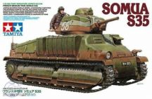 French Medium Tank Somua S35 - 1/35