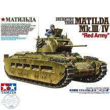 "Infantry Tank Matilda Mk.III/IV ""Red Army"" - 2 figures - 1/35"