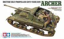 British Self-Propelled Anti-Tank Gun ARCHER - 1/35