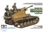 "German Shelf-Propelled Howitzer Wespe ""Italian Front"" - 1/35"