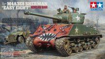 "M4A3E8 Sherman ""Easy Eight"" Korean War + GAZ 67B - 1/35"