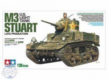 M3 Stuart Late Production - 1/35