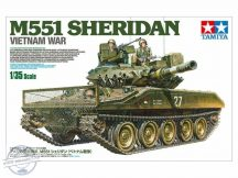 M551 Sheridan (Vietnam) - 1/35