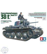 Pz.Kpfw.38(t) Ausf.E/F - 1/35