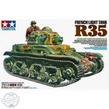 French Light Tank R35 - 1/35