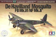 De Havilland Mosquito FB Mk.VI/NF Mk.II - 1/72