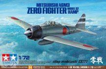 Mitsubishi A6M3 Zero Fighter Model 32 (Hamp) - 1/72