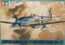 North American P-51D Mustang 8th AF - 1/48