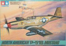 NORTH AMERICAN P-51B - 1/48