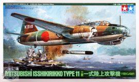 Mitsubishi Isshikirikko Type 11 (G4M1 Betty) - 1/48