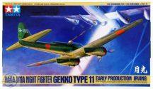 Nakajima Night Fighter Gekko Type 11 (Irving) - 1/48