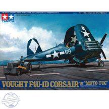 F4U-1D Corsair w/Moto-Tug - 1/48
