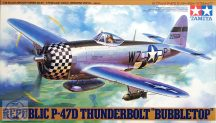 "P-47D Thunderbolt ""Bubbletop"" - 1/48"