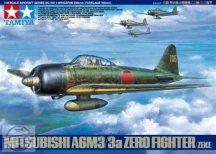 A6M3/3a Zero (Zeke) - 1/48 - 5 figurával, maszkoló fóliával, fotomaratással.