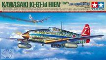 Kawasaki Ki-61-Id Hien (Tony) NEW TOOLS !!!