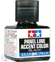 Panel Line Accent Color (Black) - 40 ml