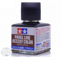 Panel line wash - Brown - 40 ml