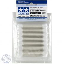 Craft Cotton Swab (Round) 50 pcs.
