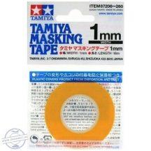 1 mm-es Tamiya maszkolószalag - 18 méter