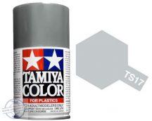 TS-17 Gloss Aluminium Spray - 100 ml