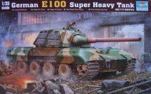 German Entwicklungsfahrzeug E 100 Super Heavy Tank