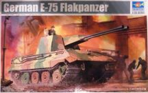 German E-75 Flakpanzer - 1/35