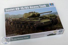 Soviet KV-1S/85 Heavy Tank - 1/35