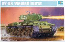 KV-8S Welded Turret