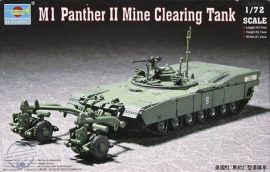 M1 Panther II Mine Clearing Tank - 1/72