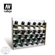 Wall Mounted Paint Display 35/60 ml. - Alapozó, effekt, pigment, ... tároló.
