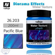 Pacific water