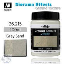 Ground Texture Grey Sand