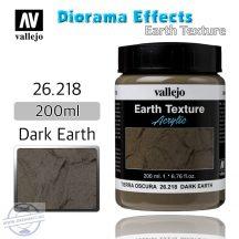 Earth Texture Dark Earth
