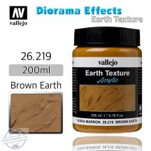Ground Texture - Brown Earth