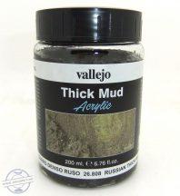 Thick Mud - Russian Mud