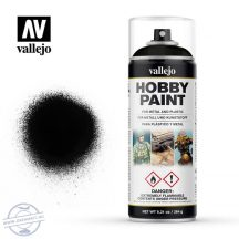 Surface Primer  Spray - Black   (alapozó)