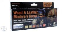 Wood & Leather