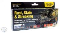 Rust, Stain & Streaking (Rozsda ...)