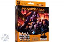 Panoceania - 8 x 17 ml + 28 mm-es exkluzív fém figura