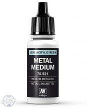 Metal Medium - 17 ml.