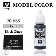 BLACK GLAZE