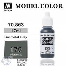 Gunmetal Grey