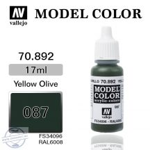 Yellow Olive