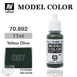 Yellow Olive