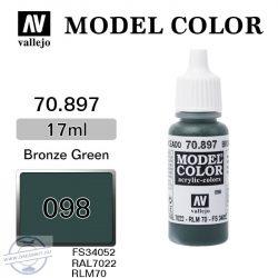 Bronze Green