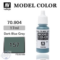 Dark Blue Grey