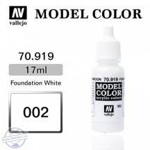 FOUNDATION WHITE